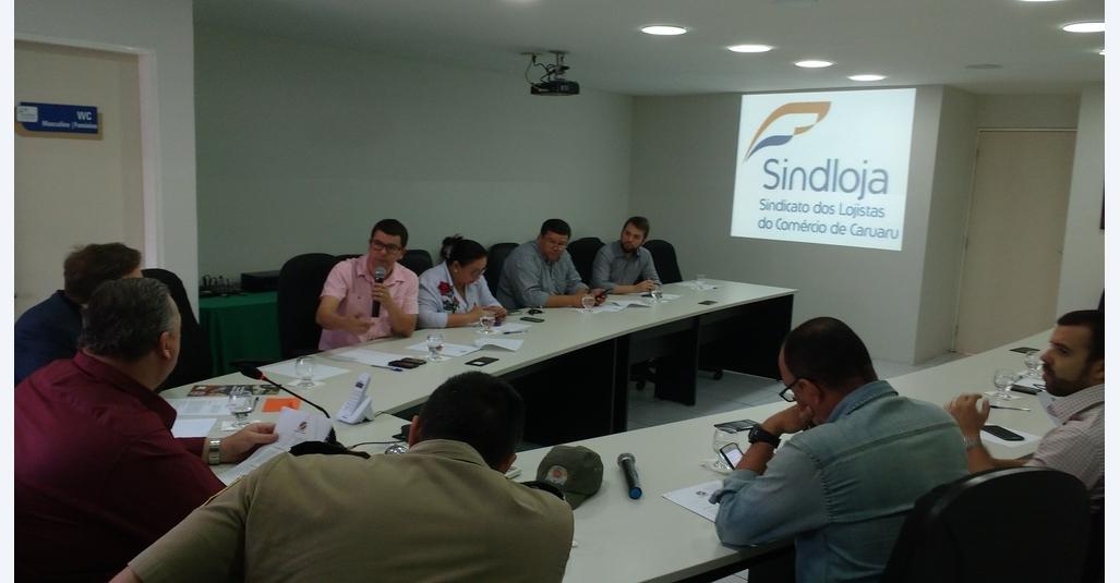 Comando Presente realiza primeira reunião do ano nesta quarta-feira (10) em Caruaru