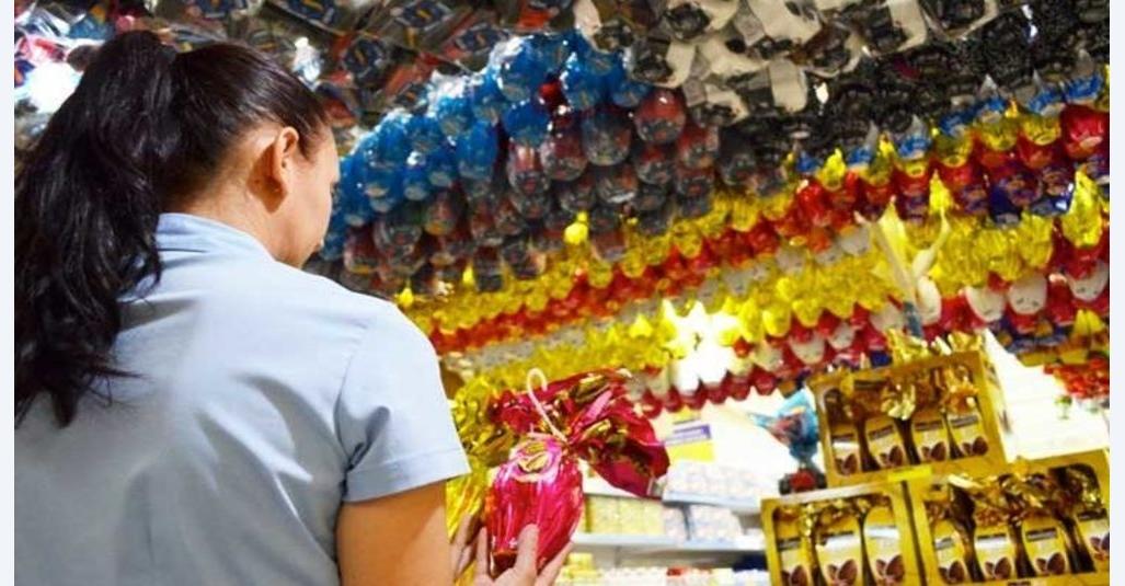Pesquisa do Sindloja aponta injeção de R$ 14 milhões no comércio de Caruaru até a Páscoa
