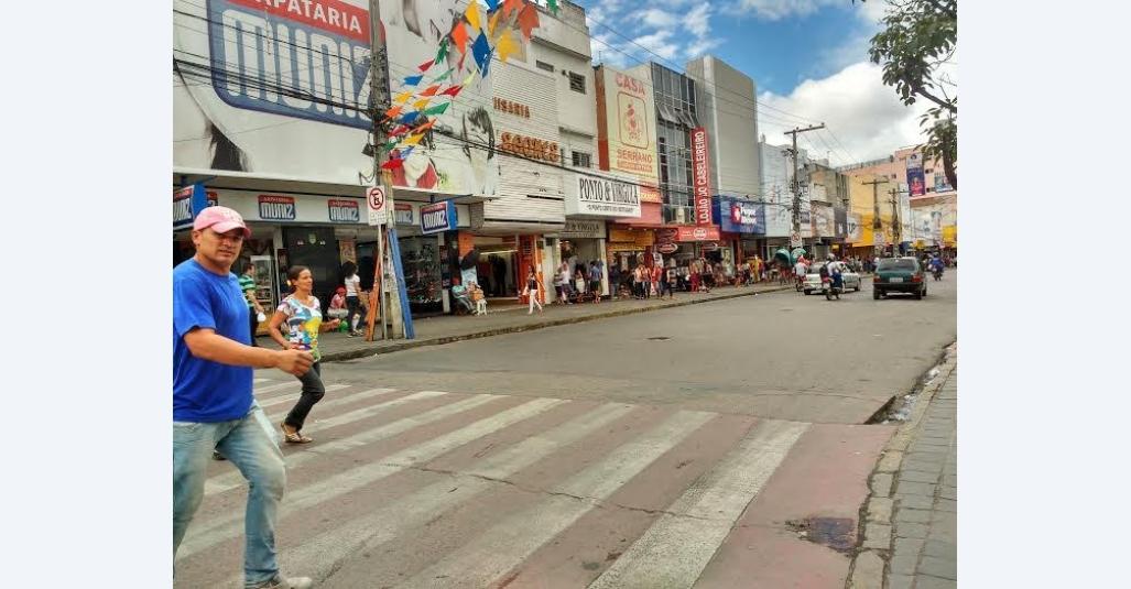 Sindloja orienta lojistas sobre abertura do comércio de Caruaru nos dias 24 e 29 de junho