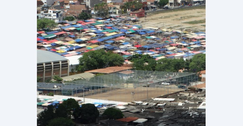Lojas do Parque 18 de Maio vão funcionar no dia 16 de julho
