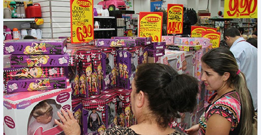Saiba como será o funcionamento do comércio e dos supermercados nos dias 12 e 15 de outubro em Caruaru