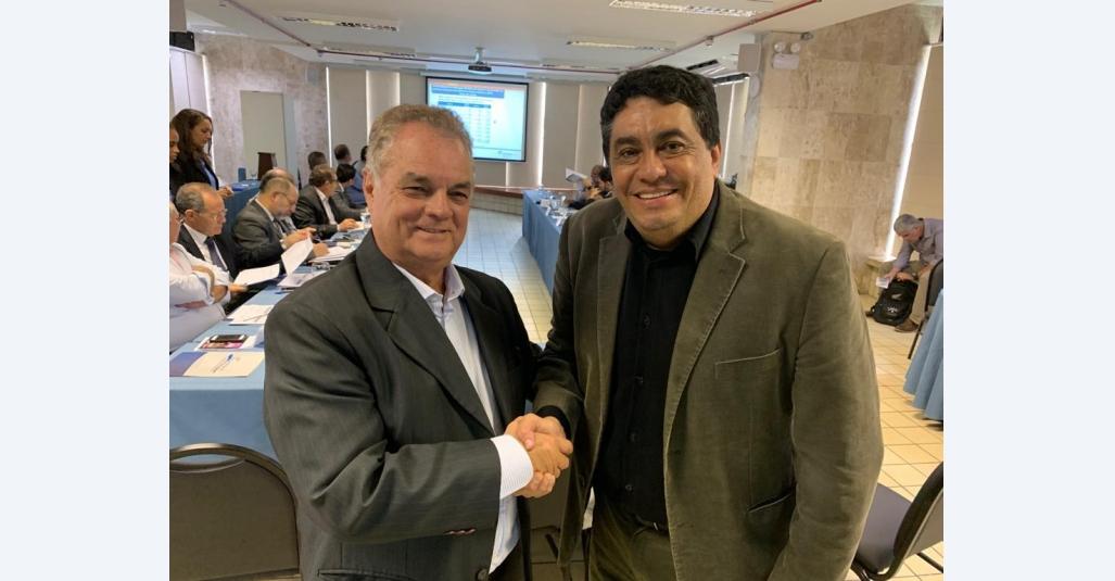 Manoel Santos é eleito vice-presidente da Fecomércio