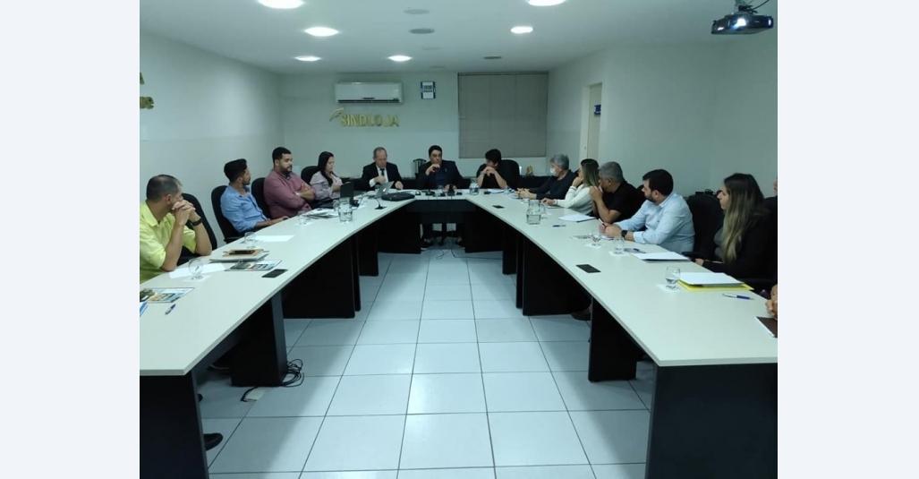 Sindloja reúne representantes de supermercados e similares para debater não fechamento da CCT 2019/20
